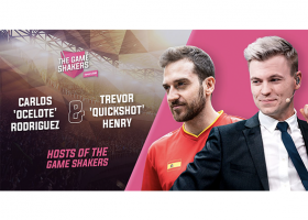 Carlos 'Ocelote' Rodriguez & Trevor 'Quickshot' Henry will host the 2nd edition of the Game Shakers Awards