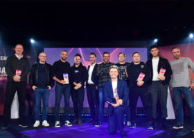 The Game Shakers Awards Winners 2020:  NBA Star Tony Parker Opens Ceremony at Esports BAR Cannes